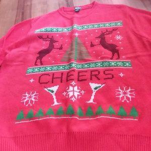 Christmas cheer sweater